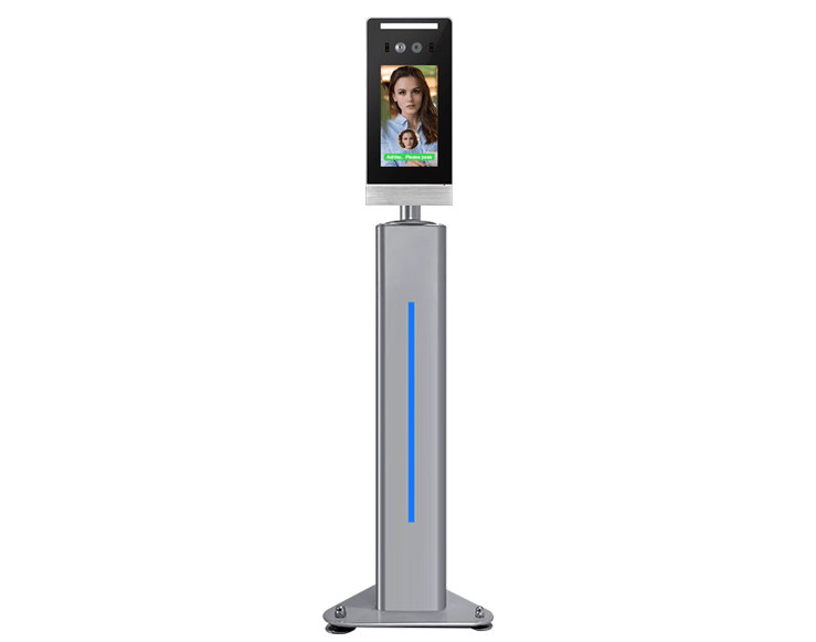 5 Inch Face Recognition Time Attendance Access Control