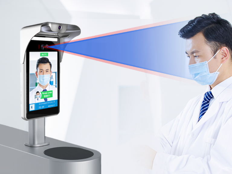 Facilitating epidemic prevention and control in Southeast Asia, Shenzhen Jieyi face recognition temperature measurement access control