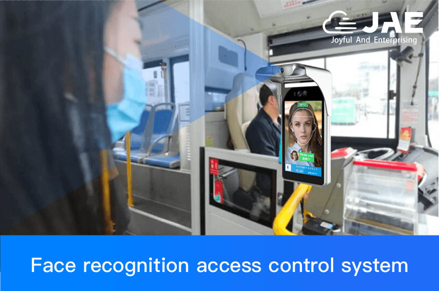 Virus-proof Public Transit With Smart Shelters Thermal Scanner Kiosk