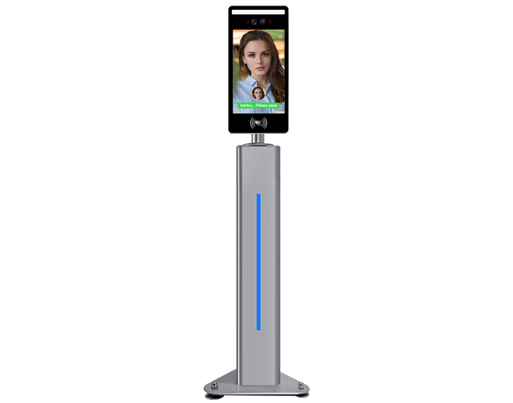 Desktop Face Recognition + IC Card Attendance And Access Control
