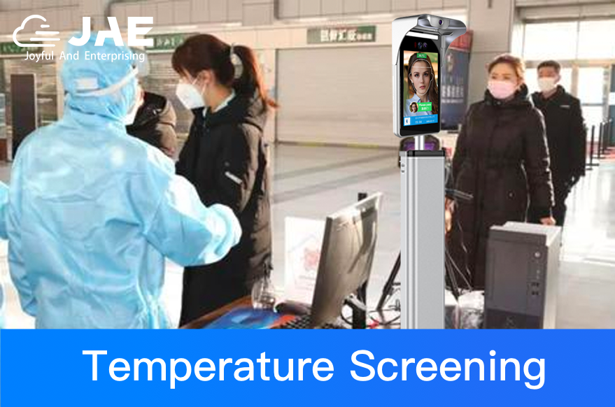 Face Infrared Thermometer was applied in Shanghai 10km Elite Race