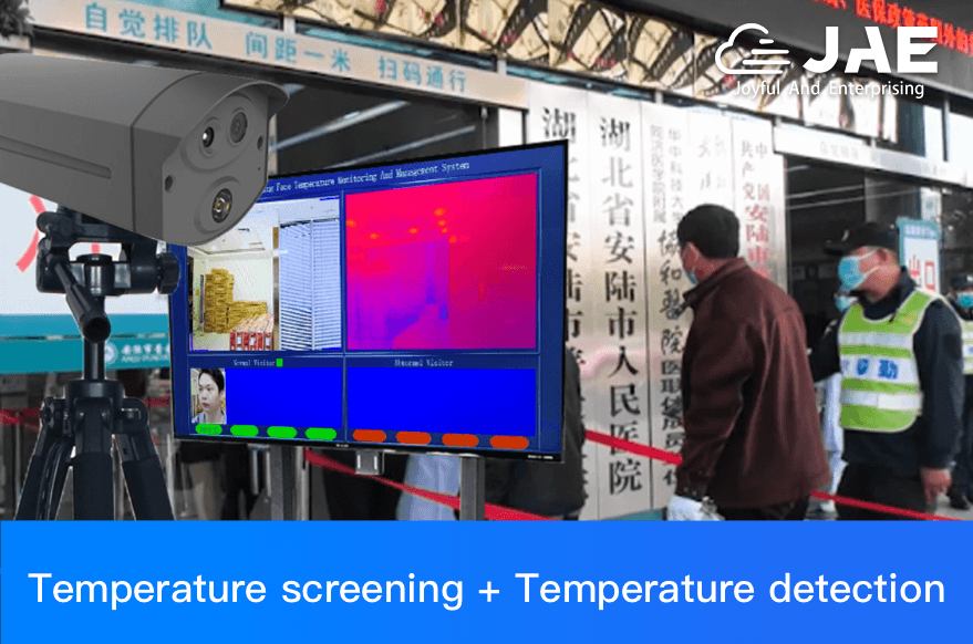 WHAT IS A Thermal Scanner KIOSK? - Face Recognition Temperature sensing kiosk - JAE Technology