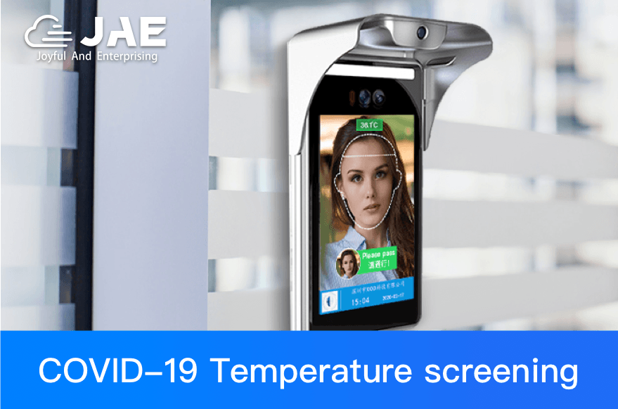 Automated Temperature Screening Systems: The safest and fastest solution during COVID-19