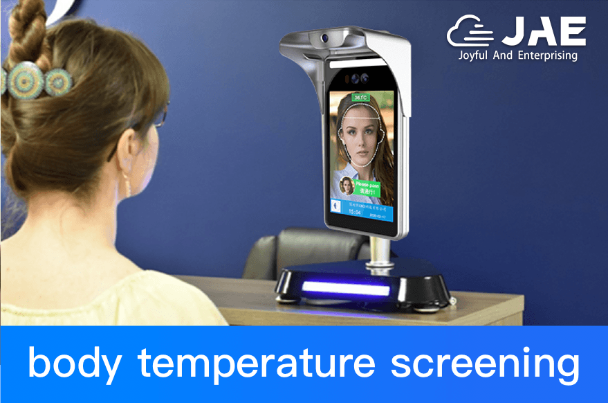Body temperature-scanning facial recognition device sales boom in Singapore