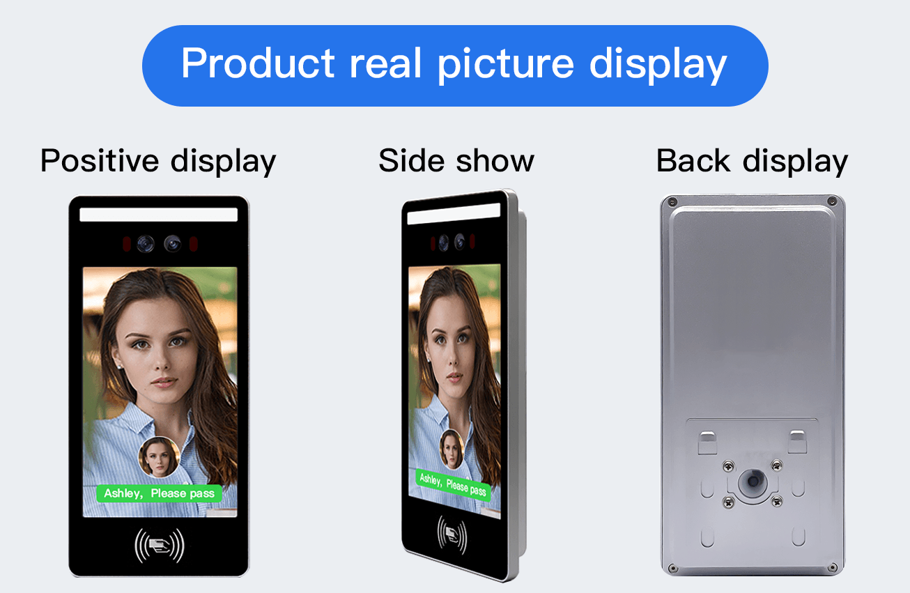Product real picture display、Positive display、Side show、Back display